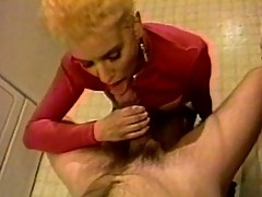 Husky bluff blond bitch wants ass fucked