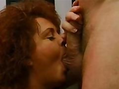 Chubby Curly-haired Slut Gets Fucked Good By A Tattooed Hunk
