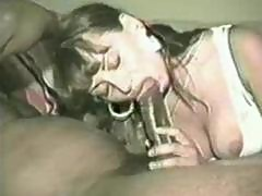 Brunette loves to fuck big black Dicks