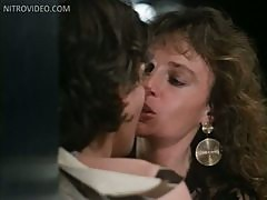 Super Sexy Retro Actress Jacqueline Bisset Gets Banged In An Elevator