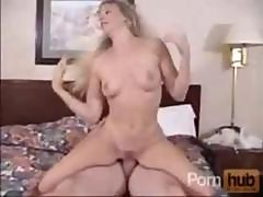 Horny Mature Blonde Amateur Makes Some Bucks By Getting Fucked