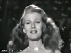Extremely Beautiful Vintage Babe Rita Hayworth Dancing In Gilda