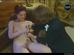 Mature Gets Pleasure From Cute Teen
