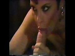 Classic Porn With Dee Heather Slucking And Riding His Hard Cock