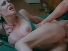 Sexy cougar Jeanna Fine wet pussy fuck