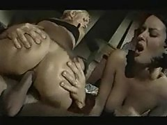 Monica Roccaforte in hot threesome