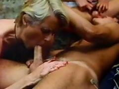 Aunt Peg orgy retro sex