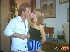 Classic Porn Movie Last Tango In Sausalito With Horny Blonde