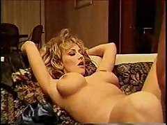 Tony Duncan Gets That 18-incher Inside A Tattooed Blondes Ass
