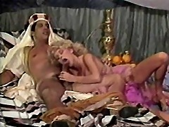 Bitch babe harem sex nights