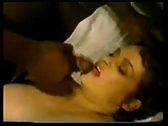 Wife Enjoys Black Cock - Vintage -