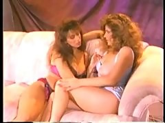 Christy Canyon with girl