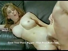Christy canyon banged on the couch