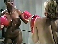 Danni Ashe vs Ebony Ayes cat-fight.