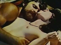 Jeffrey Hurst with Marlene Willougby in hot vintage porn classic