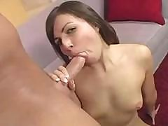 Melanie Scott Loves To Suck Cock And Then Put It In Her Pussy