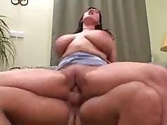 Tremendous Titty-fuck With A Fairly Unexpected Situation In The End